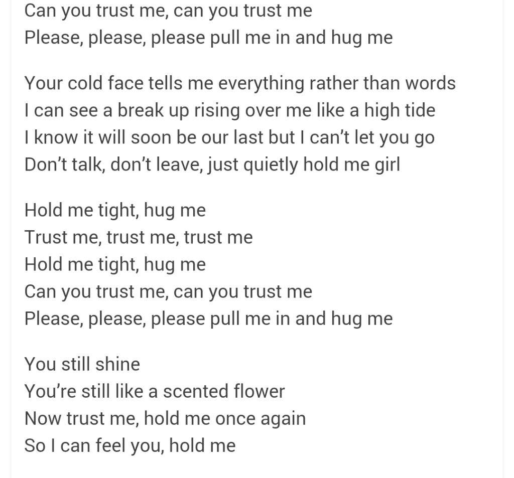 BTS- The mood for love lyrics pt2 | K-Pop Amino