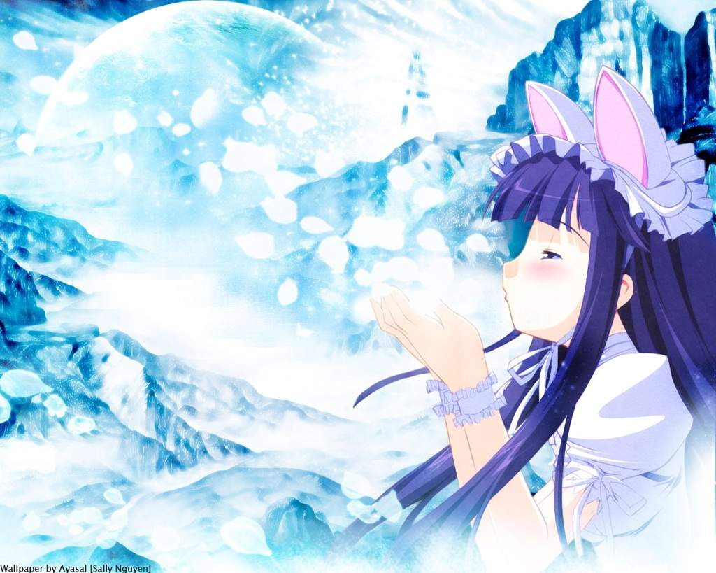 Moon Phase Anime Wallpaper