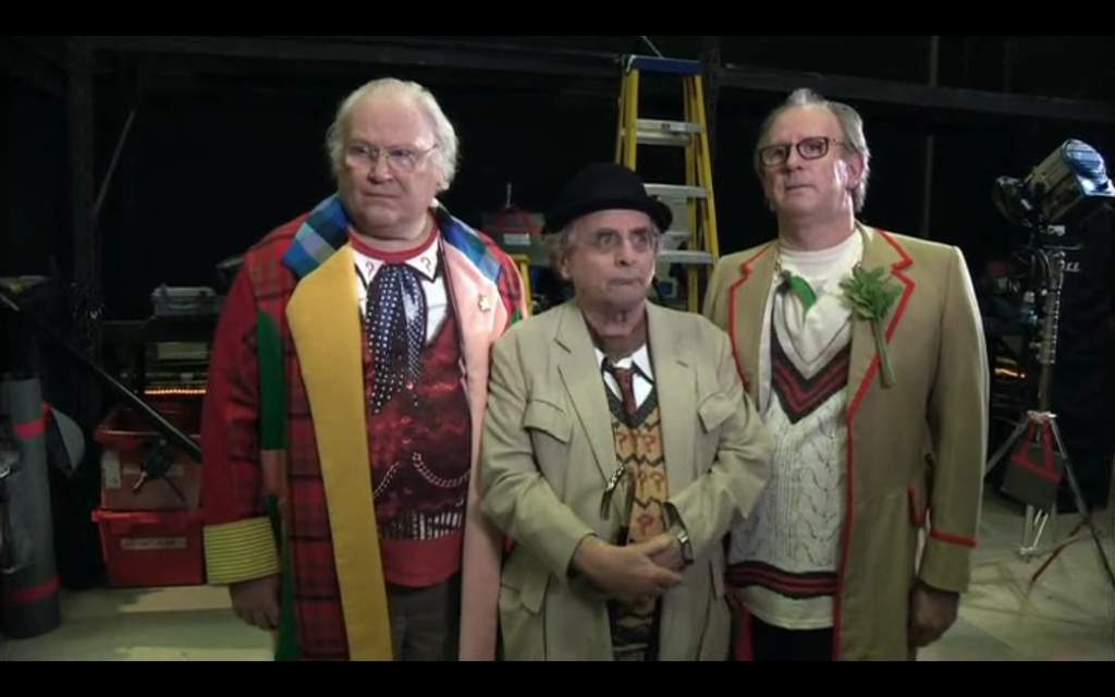 The Five ish Doctors Reboot   Doctor Who Amino