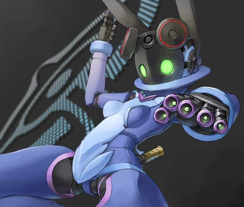 Anime Robot: Everyday Monster Girl Problems (part 4)