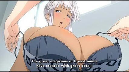 I Was Watching Maken Ki Season 1 And I Noticed Some Of The Girls Have Adverage Boobs The Size Of Watermelons I Was Just Wondering If You Find That