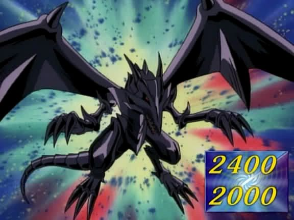 Red Eyes Black Dragon Anime Amino
