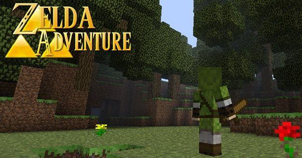 Cool Maps - Zelda Adventure | Minecraft Amino