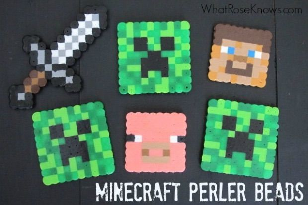 Minecraft Perler Beads Patterns And Ideas Minecraft Amino