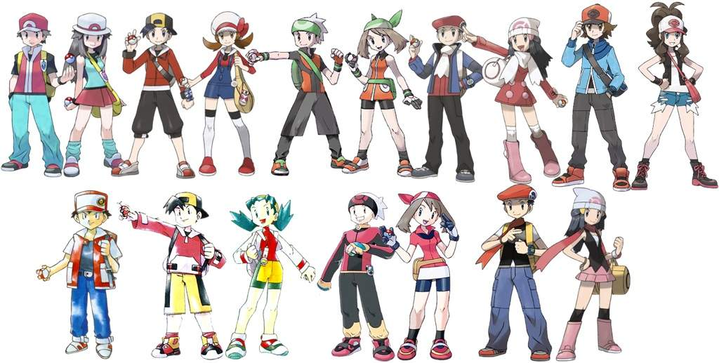 Who Is Your Favorite Pokemon Character Pok 233 Mon Amino
