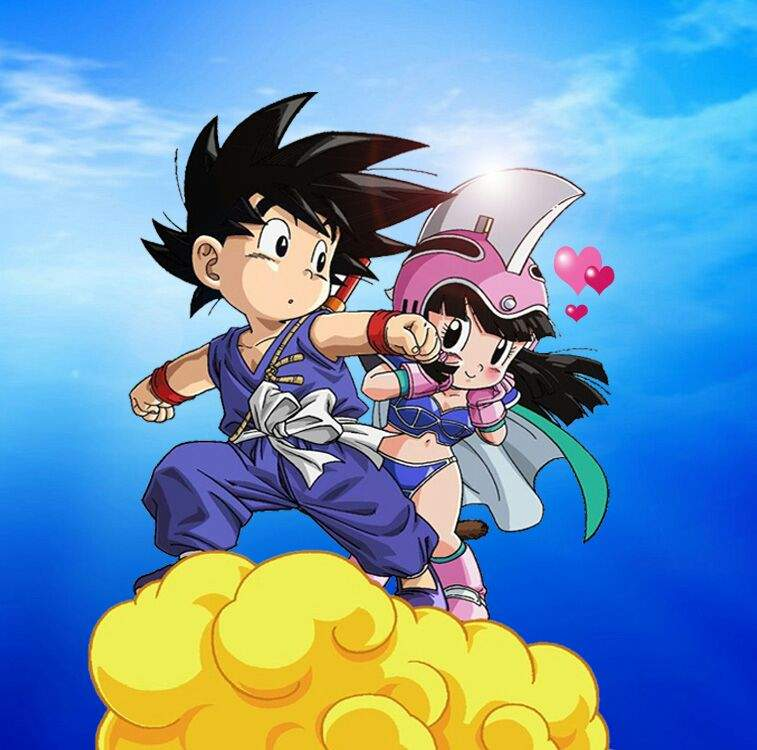 The Best Dragonball Ship Anime Amino