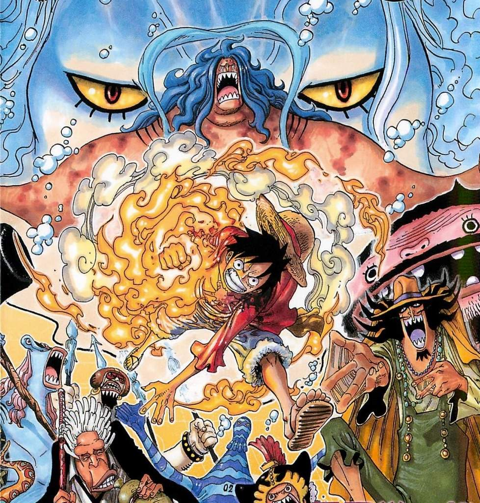 One Piece Awesomeness Part 5  54828b8ab482
