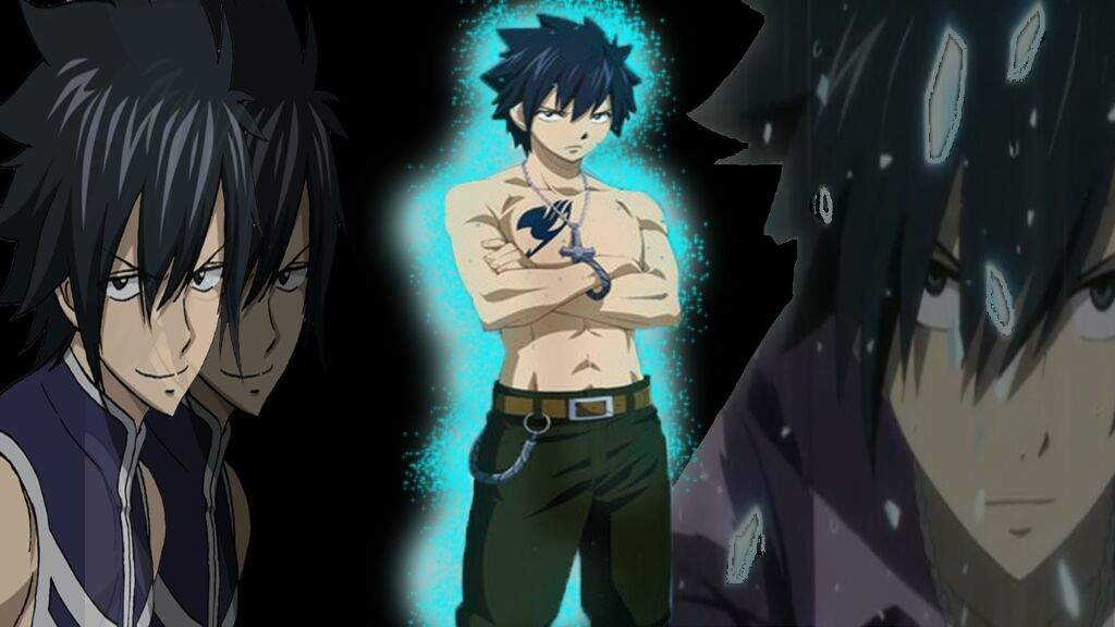 Characters Which Is Gray From Fairy Tail Follow Me For More Wallpapers In Future If You Have Any Character Suggestions Then Please Let Know