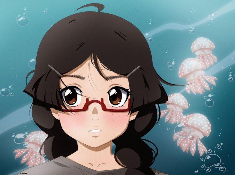 Princess Jellyfish  bfa8f2795231