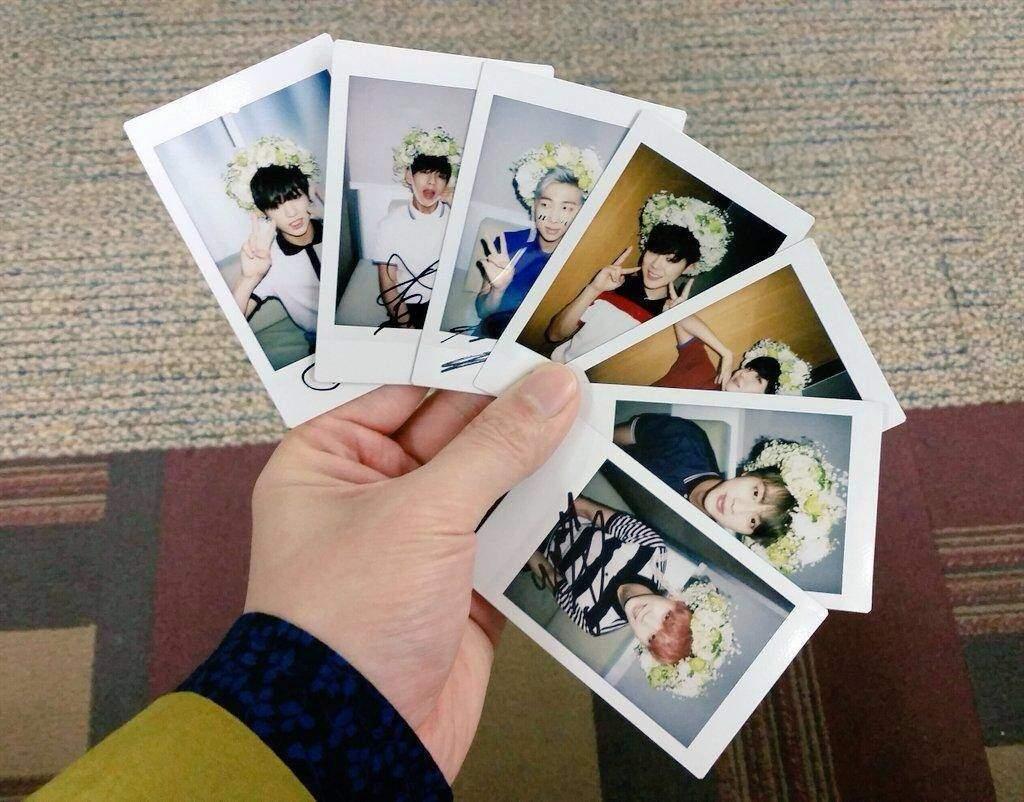 78+ Gambar Polaroid Bts Terlihat Keren
