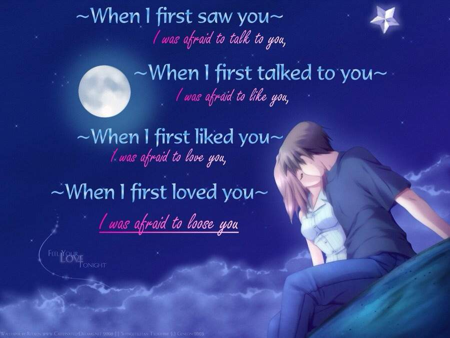 Anime Love Quotes Unique More Anime Love Quotes Anime Amino