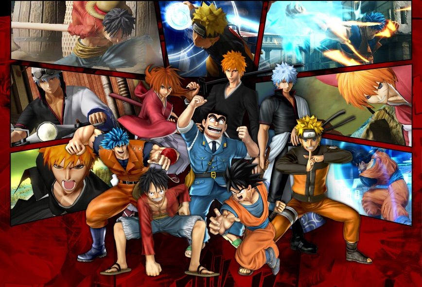 Bandai Namco Entertainment Europe Began Streaming Two New English Trailers For Its Fighting Game Shonen Jumps J Stars Victory VS On Wednesday