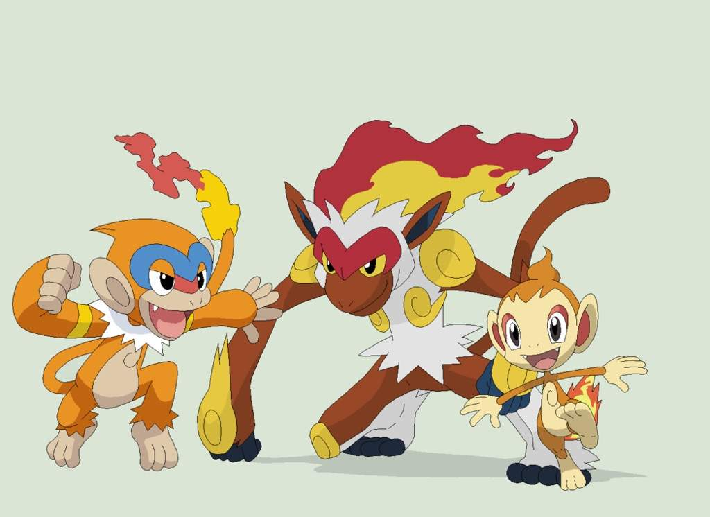 Which Was Your Favorite Fire Type Pokemon Starter? | Anime ...
