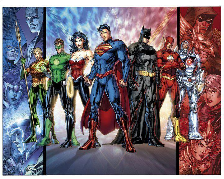 DC Comics' Most Popular Heroes List!!!!   Comics Amino
