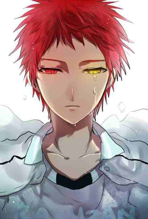 Anime Characters One Eye : Two different colored eyes anime characters amino