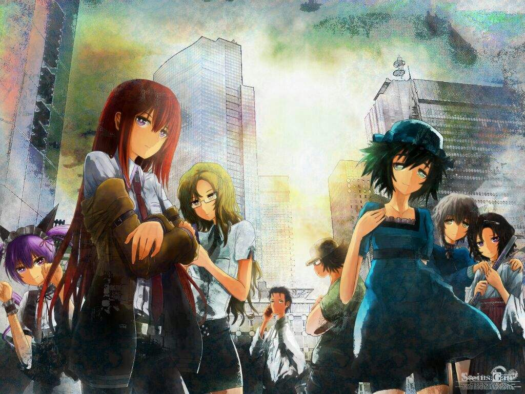 Steinsgate review anime amino