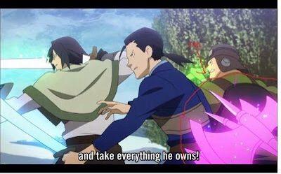 THE AXE DUAL-WIELDER in SAO | Anime Amino