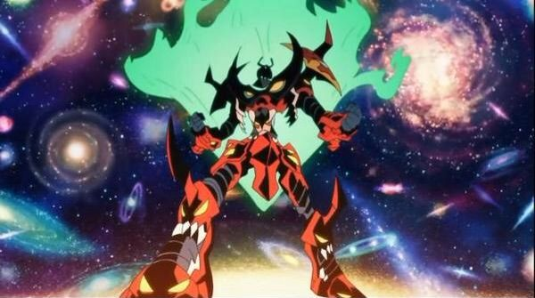 Best Final Form Of Gurren Lagann | Anime Amino