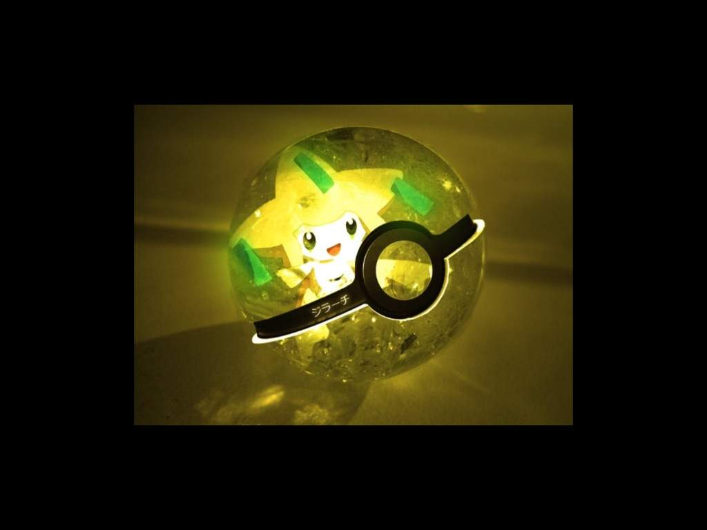 Ten Amazing Clear Poke Ball Pictures