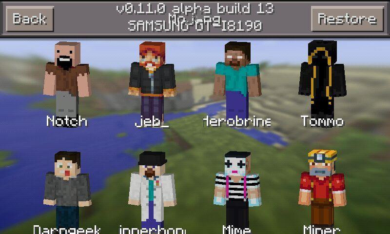 Avengers And Mojang Skin Packs For MCPE Minecraft Amino - Skins para minecraft pe 0 15 4