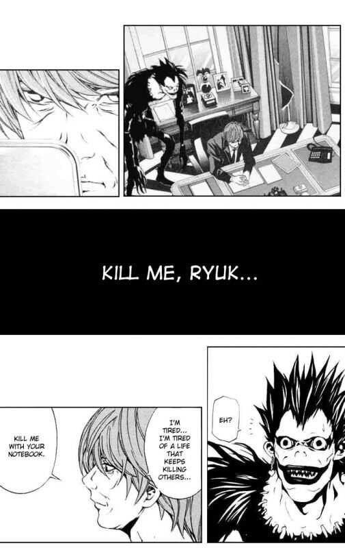 Manga death download note epub