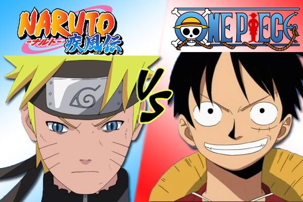 who is the best main character between luffy or naruto anime amino
