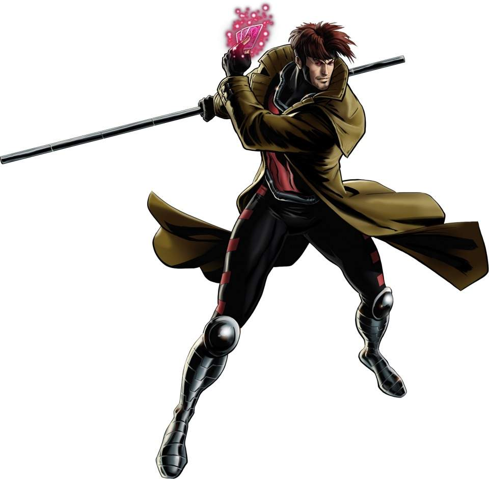 Who Are Our Parents: Children Of Gambit