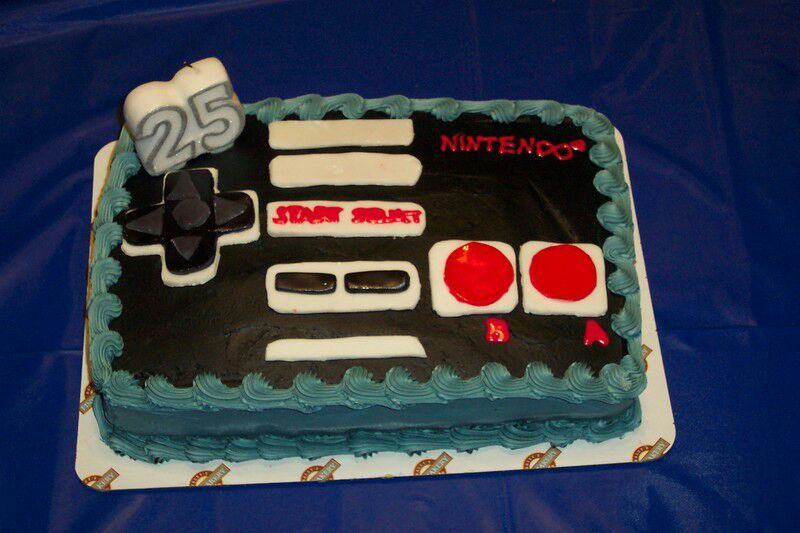 Video Game Cakes Video Games Amino