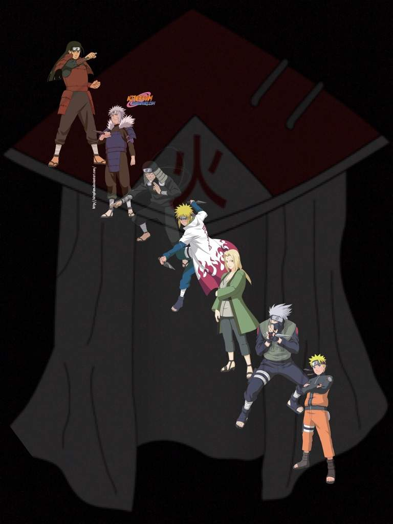 Hokage. | Anime Amino
