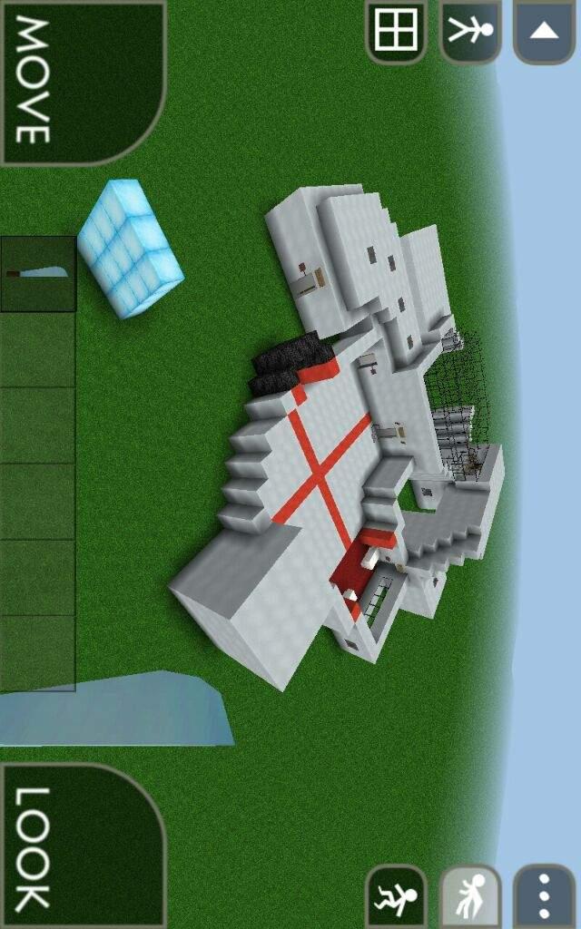 Survival craft DANTDM LAB MAP :) | Minecraft Amino