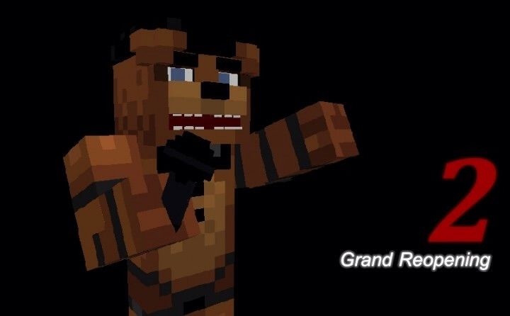 Minecraft Five Nights at Freddy's Maps | Minecraft Amino