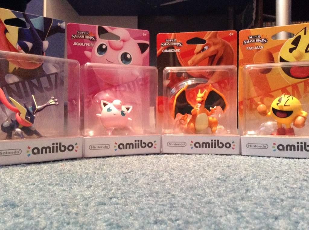 Amiibos Video Games Amino