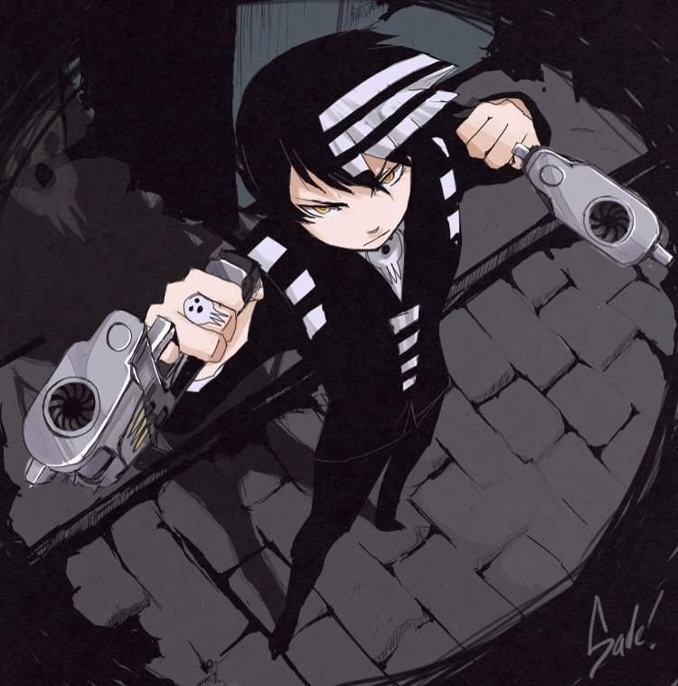 CHARACTER APPRECIATION #3 DEATH THE KID | Anime Amino
