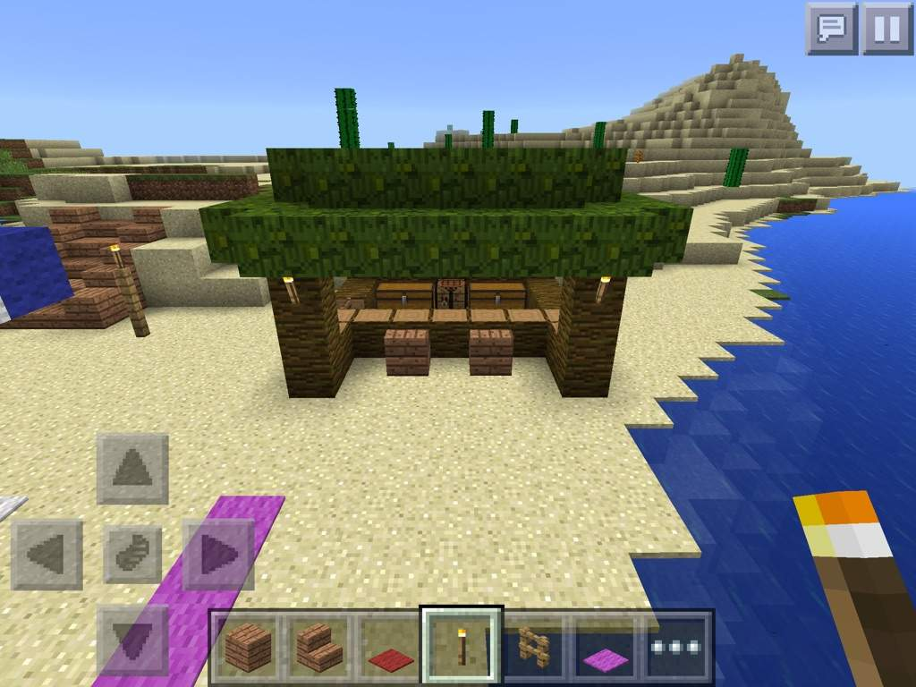 Top Wallpaper Minecraft Beach - d5aecafd63a90b8589aee98d3f4cb3637703b9cb_hq  Gallery_47613.jpg