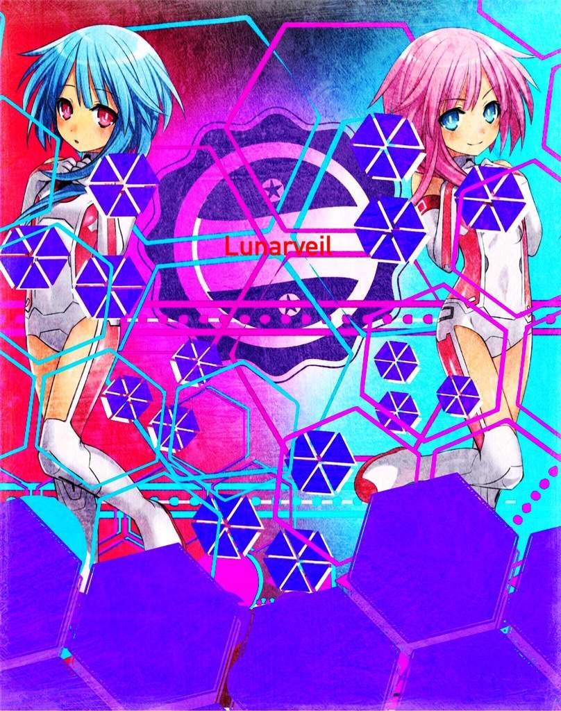 Rom And Ram Hyperdimension Neptunia Background Anime Amino
