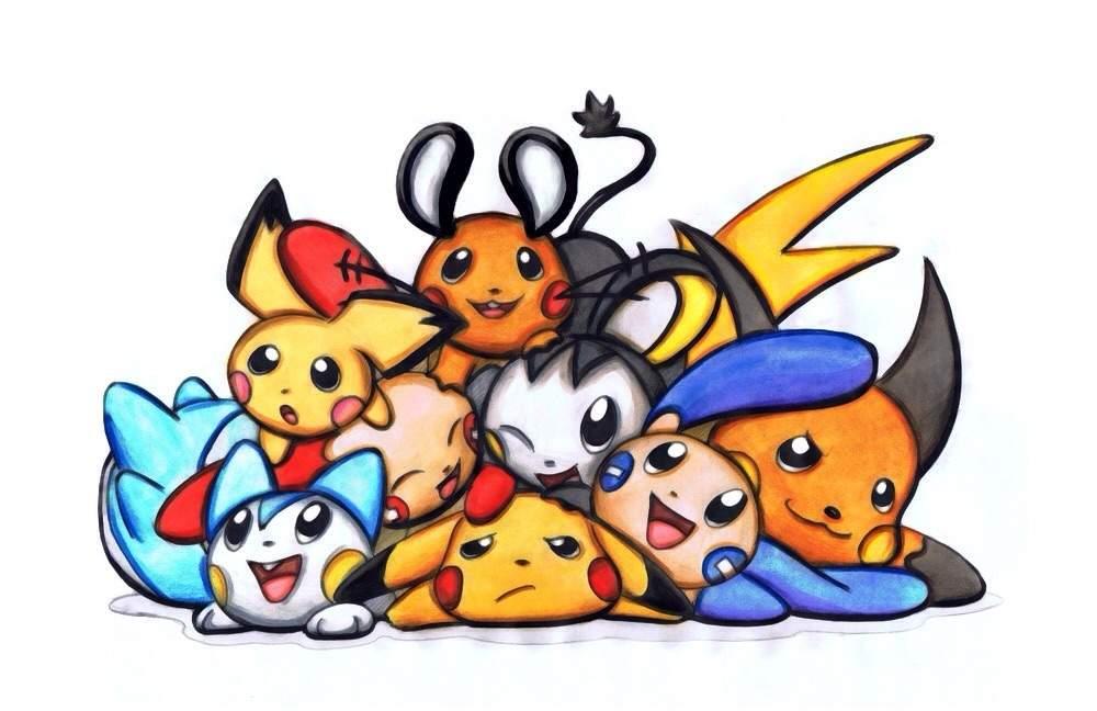 Favoritebest Pikachu Clone Over Pokémon Amino