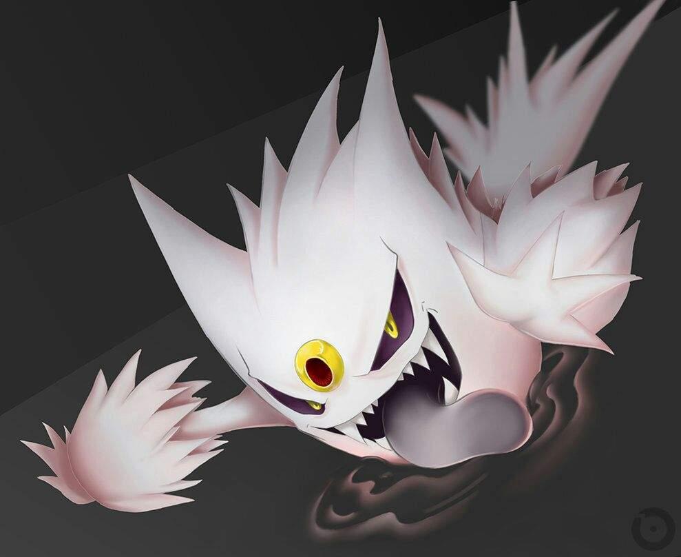 Pokemon shiny gengar giveaway sweepstakes
