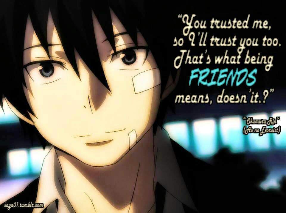 famous anime quotes anime amino