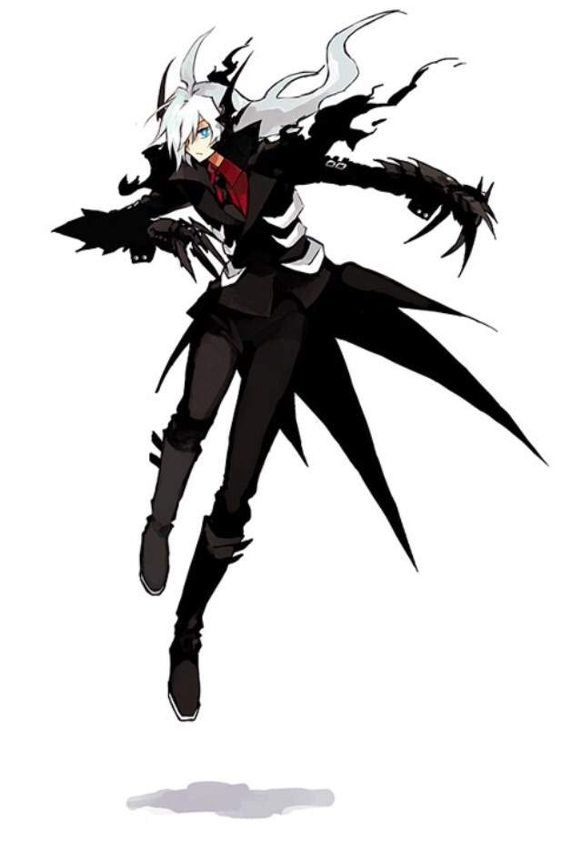 Pokemon: Human Darkrai. | Anime Amino