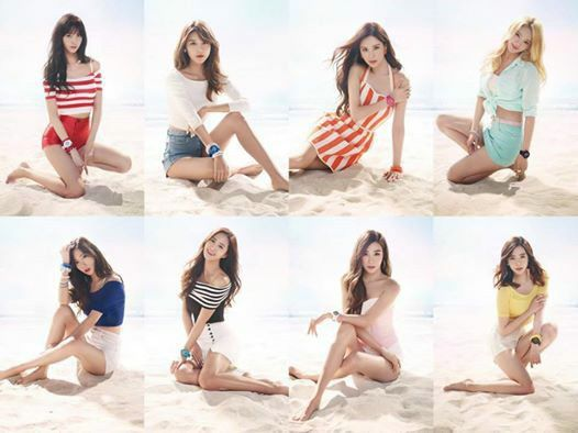 Girls generation sexy pics Sexy Girls Generation K Pop Amino