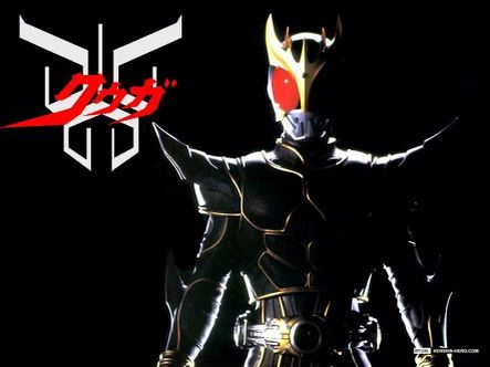 Kamen rider kuuga ultimate form vs Awakened Being - Claymore ...