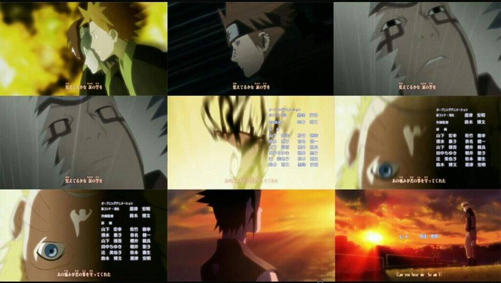 The top 7 naruto shippuden openings | Anime Amino
