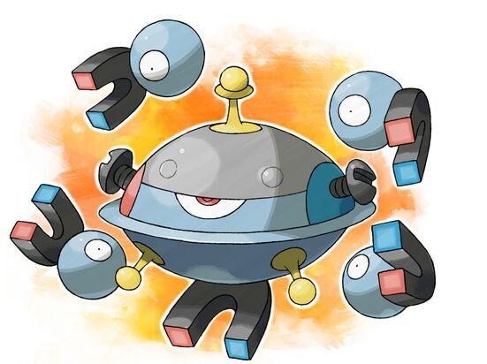 pokemon sun how to get magnezon