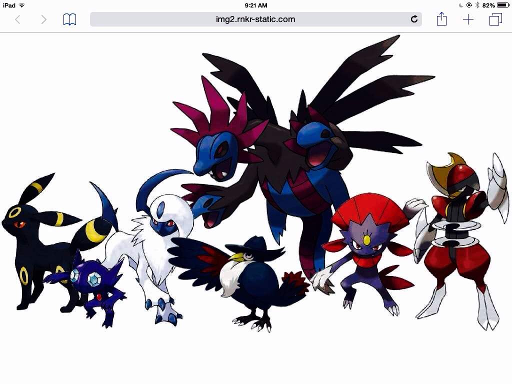 Uncategorized Dark Type favorite type amino my dark mon is pokemon also which you will see if check out last blog types are just cool and listen to the name