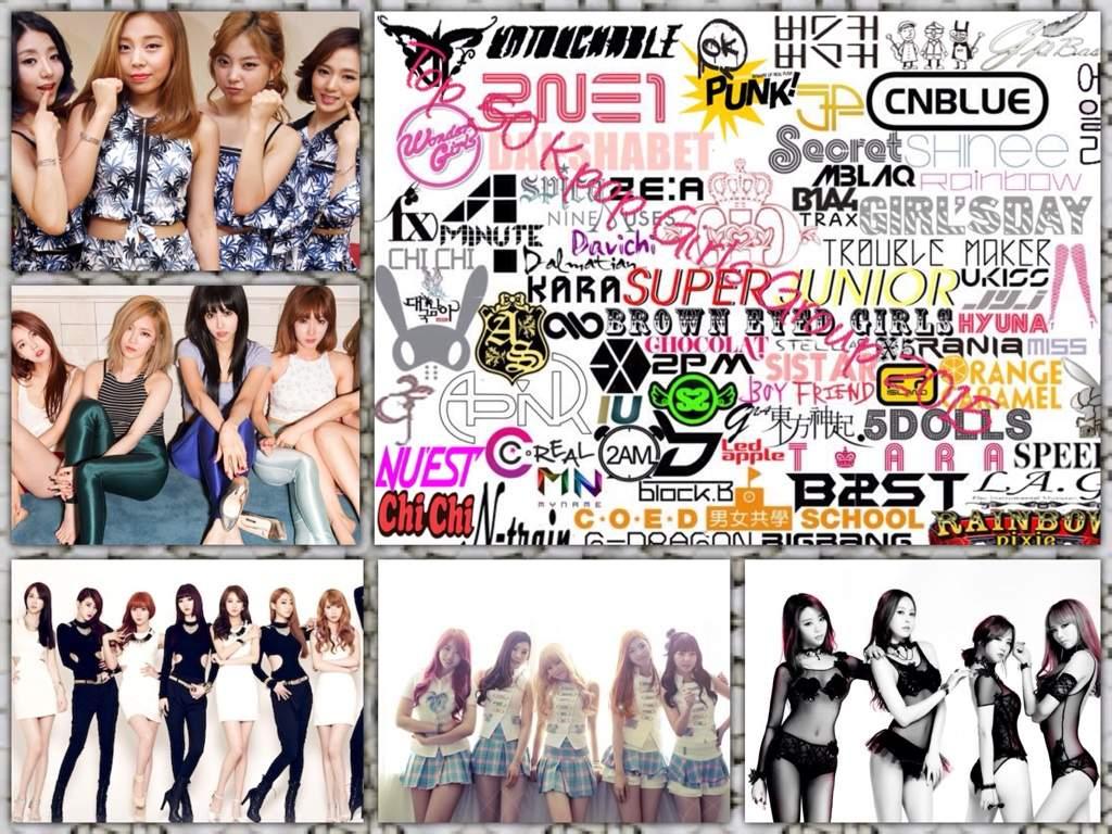 TOP 65 KPOP GIRL GROUPS 2015 (ROUND 1-4) | K-Pop Amino