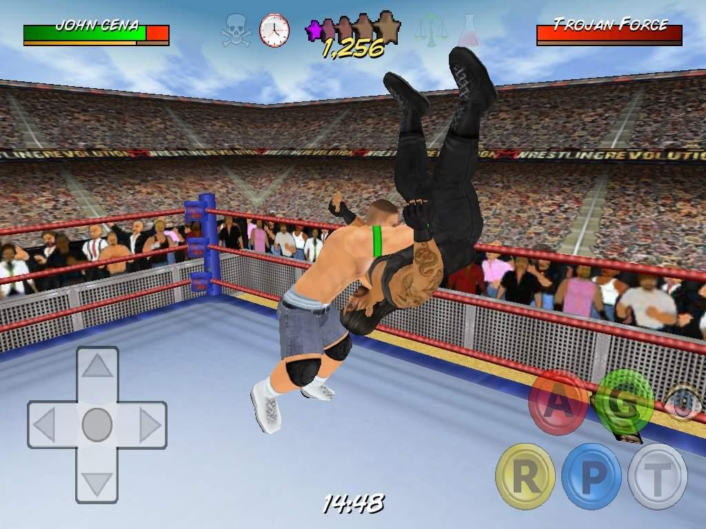 Wrestling Revolution D Exhibition : Wrestling revoultion promo amino