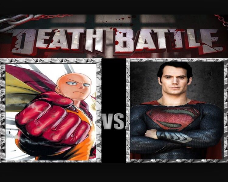 OnePunch Man Vs Superman