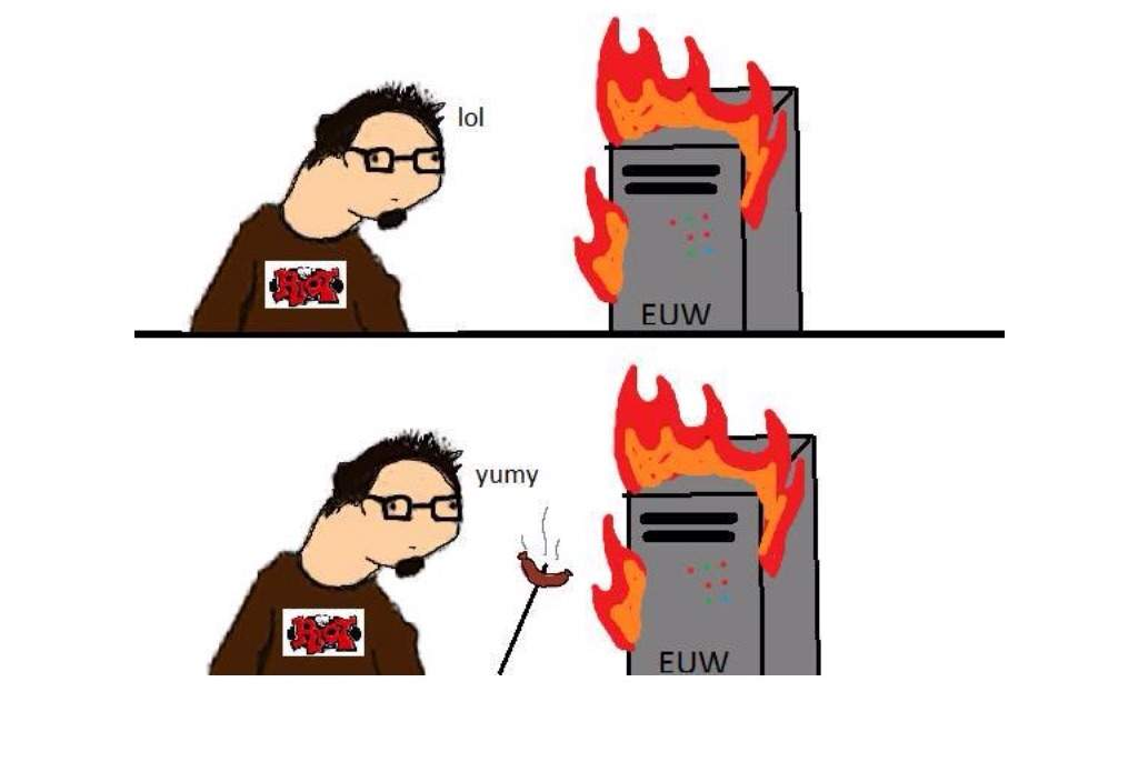 Relevant again with servers since TFT release