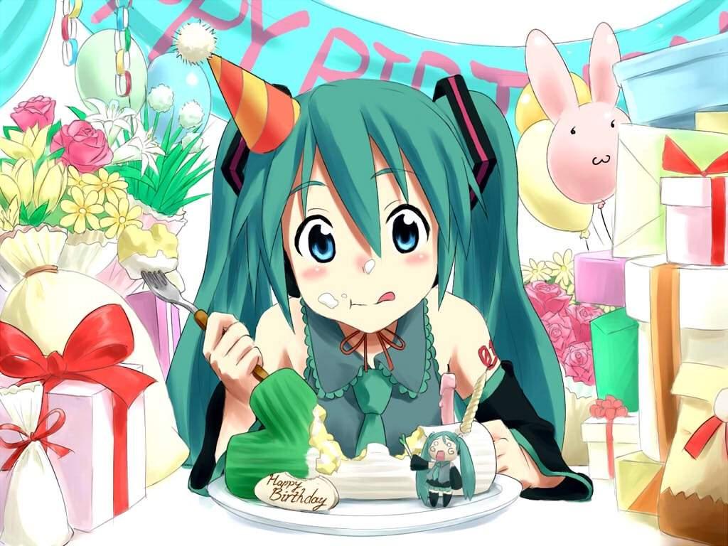 birthday anime It's My Birthday!!! 🎉🎈🎁🎂   Anime Amino birthday anime
