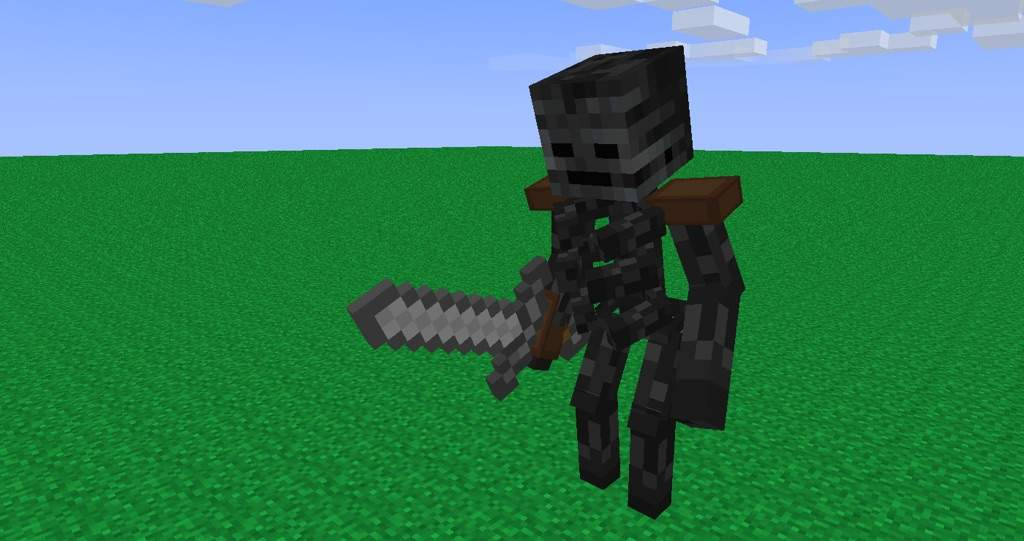 Mutated Wither Skeleton Minecraft Amino